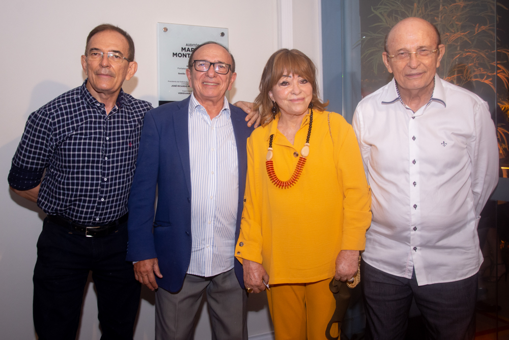 Luis Carlos, Marcos, Alaisa E Nelson Montenegro