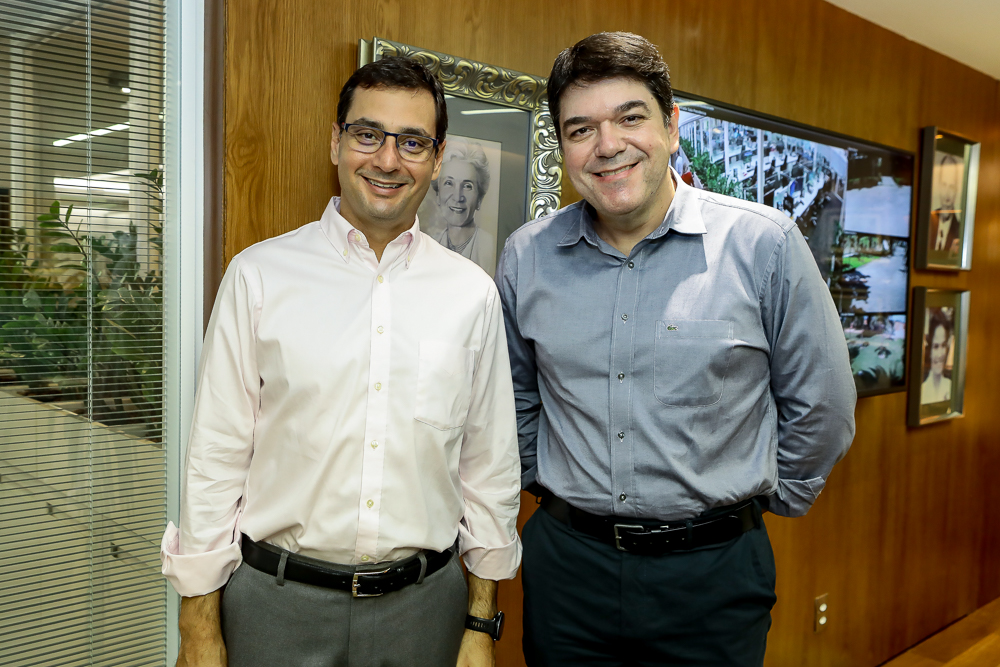 Luiz Antonio E Raul Santos