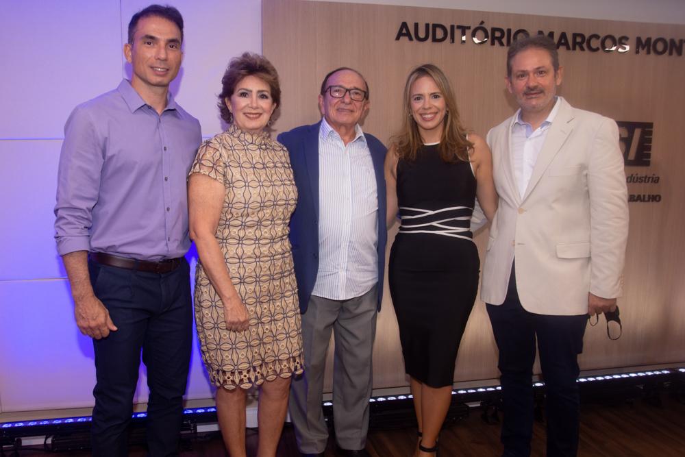 Luiz, Kilvia, Marcos E Luciana Montenegro