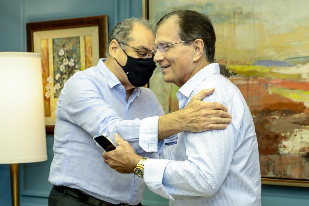 Luiz Miranda E Beto Studart