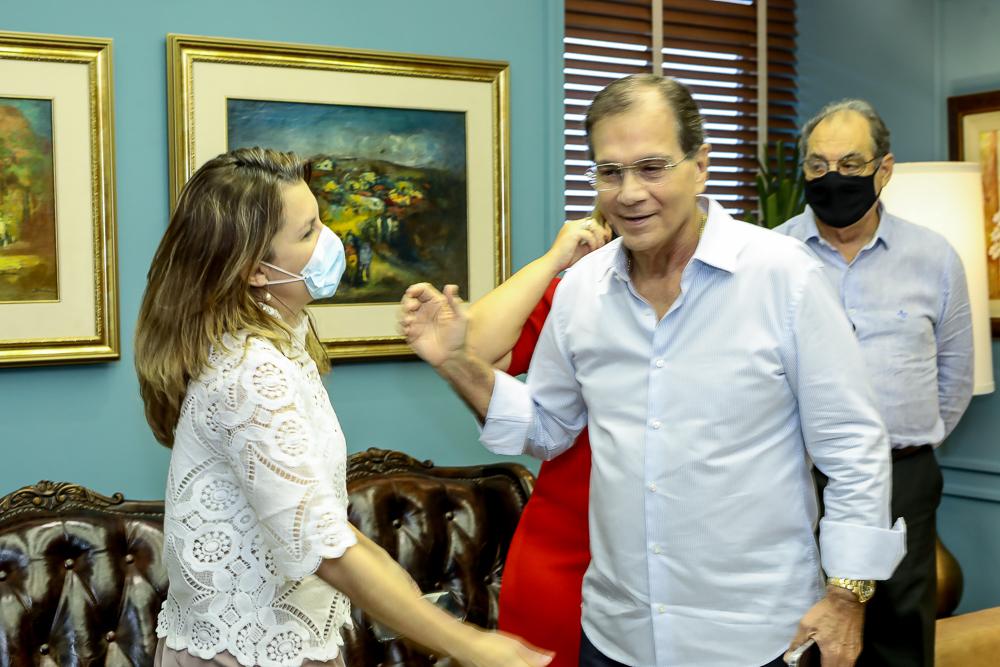 Luiza Menezes E Beto Studart