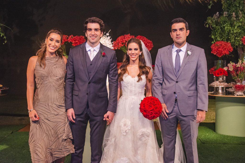 Manoela Melo, Raphael Nogueira, Manuela Rolim E Raphael Nogueira