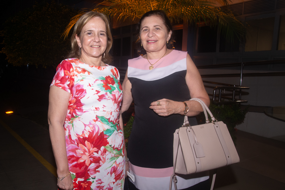 Marcia Oliveira Pinheiro E Fátima Facundo