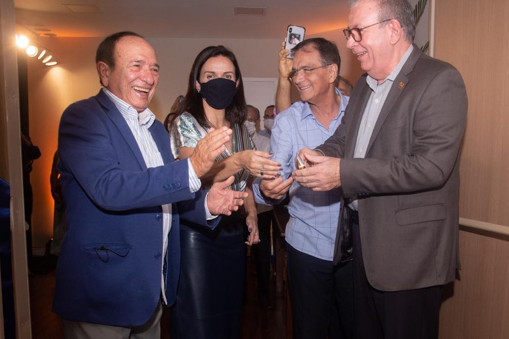Marcos Montenegro, Veridiana Soares, Beto Studart E Ricardo Cavalcante (2)