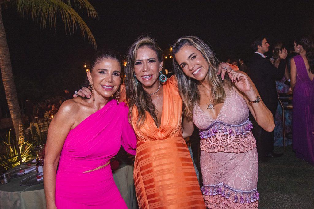 Maria Lucia Negrao, Sakie Brookes E Liliana Rola (1)