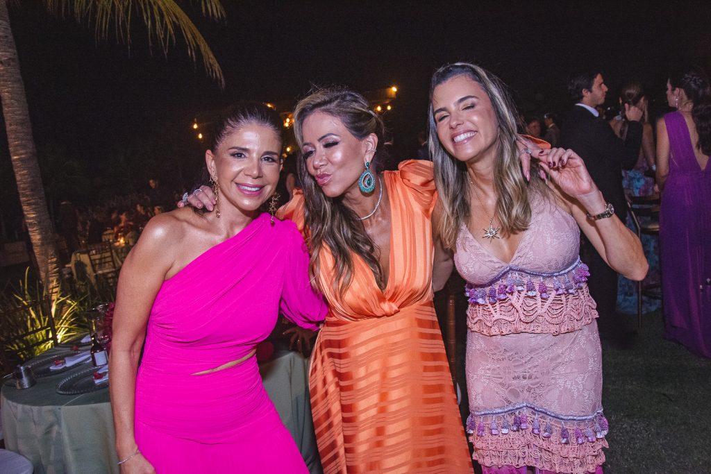 Maria Lucia Negrao, Sakie Brookes E Liliana Rola (2)