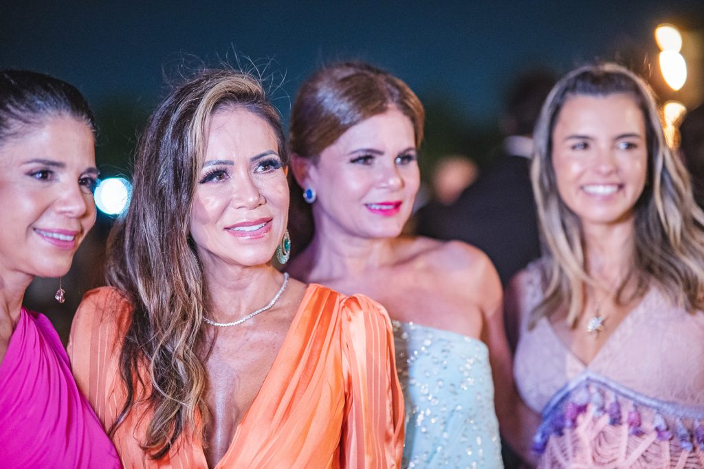 Maria Lucia Negrao, Sakie Brookes, Liliana Linhares E Liliana Rola