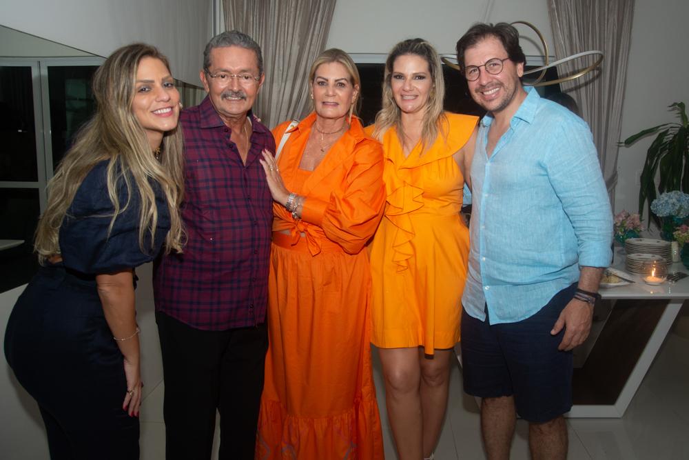 Mariana Dafonte, Walter Amaral, Itala Padilha, Rachel E Danilo Cavalcanti