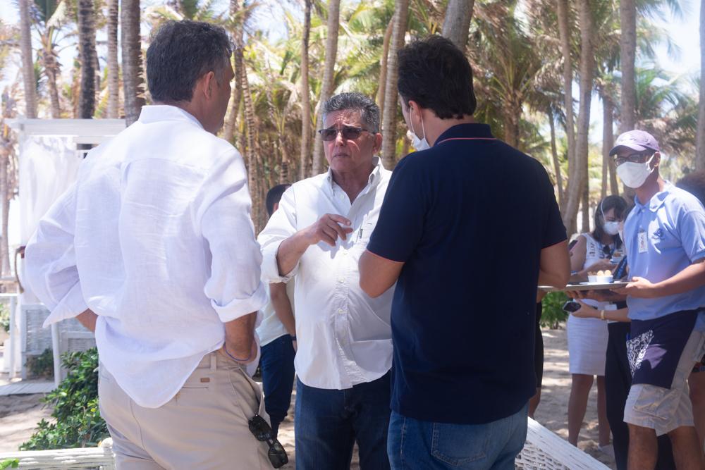 Murilo Pascoal, Jânio Natal E Bruno Gonçalves