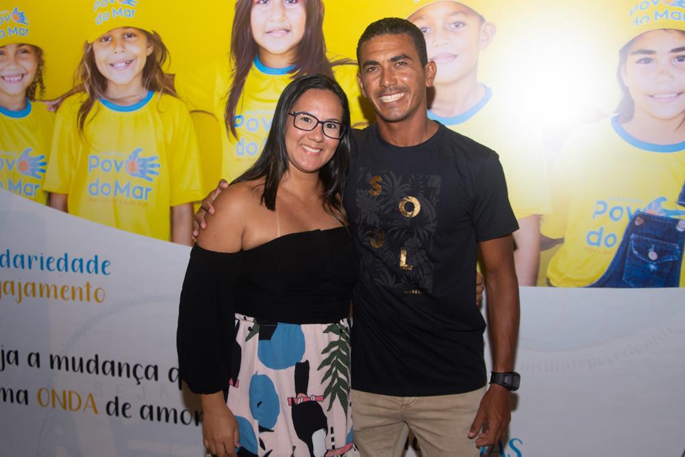 Nadiana Agostinho E Artur Silva