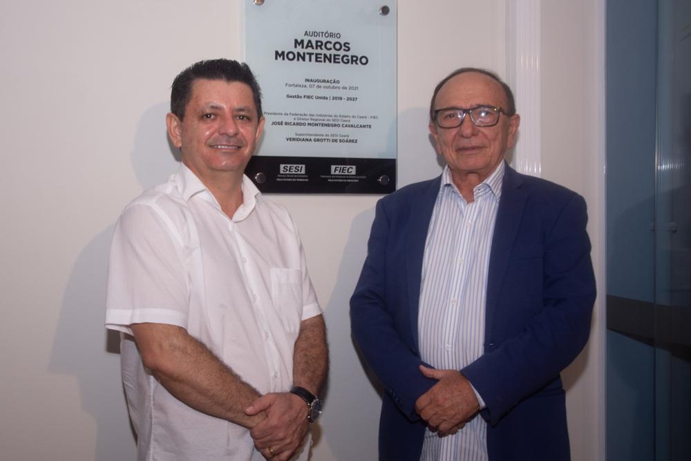 Nizo Costa E Marcos Montenegro