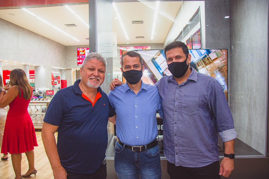 Parajara Cruz, Andre Luis E Jardel Lima