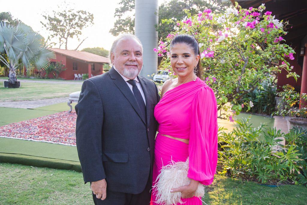 Paulo Carapeba E Maria Lucia Negrao (2)