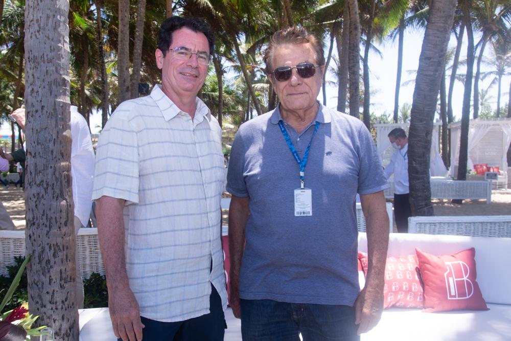 Paulo Menezes E Ivon Levy