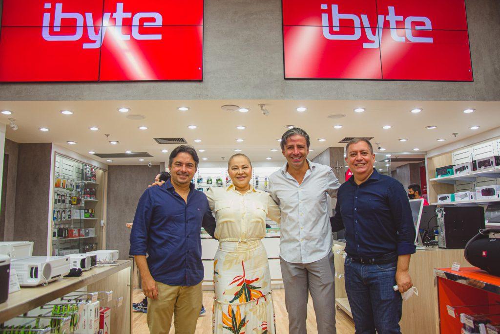 Pedro Ivo, Betania Castelo Branco, Fabio Albuquerque E Nelson Gurgel