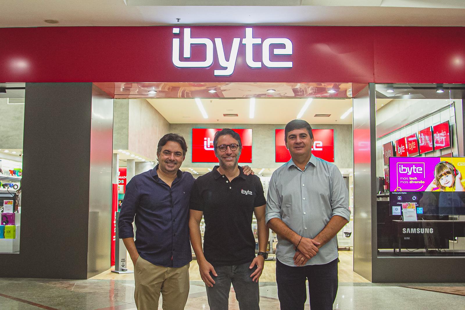 Com espaço ainda mais completo, ibyte reinaugura loja no Shopping Iguatemi Fortaleza