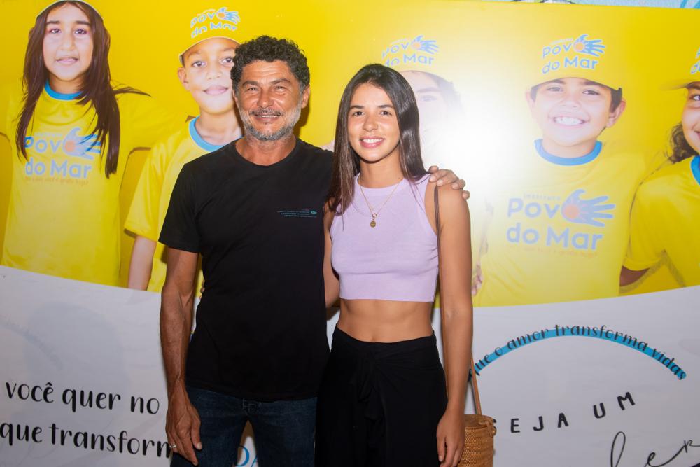 Petronio E Gabriela Tavares