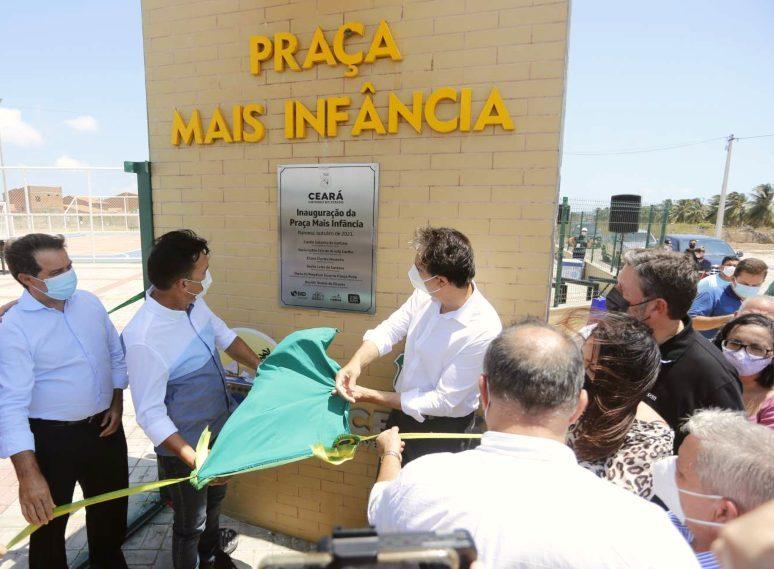 Governo do Ceará inaugura três novos equipamentos de relevância para Itarema