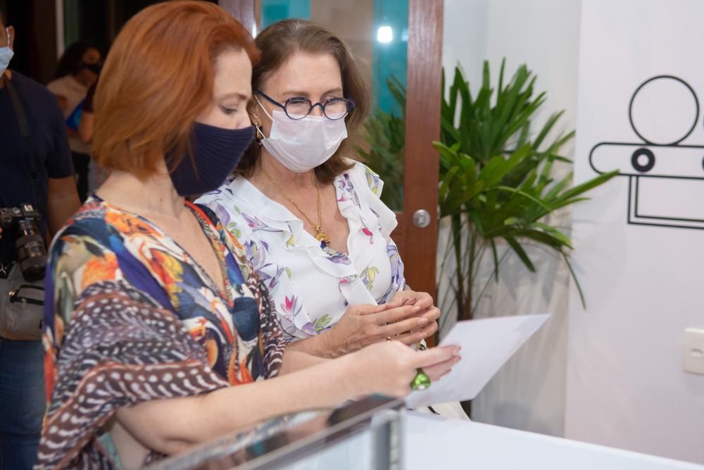 Rachel Mendonça E Renata Jereissati