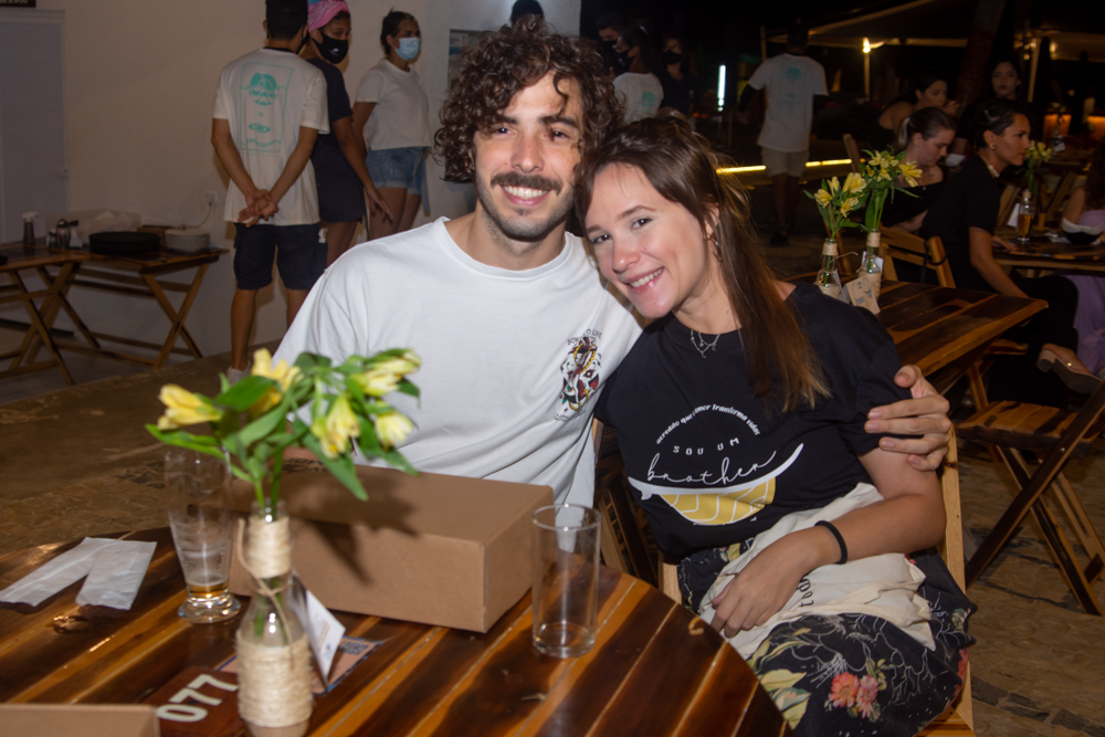 Rafa Martins E Marina Brasil