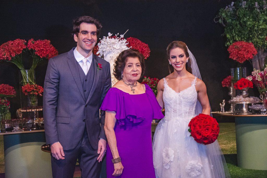 Raphael Nogueira, Edyr Rolim E Manuela Rolim