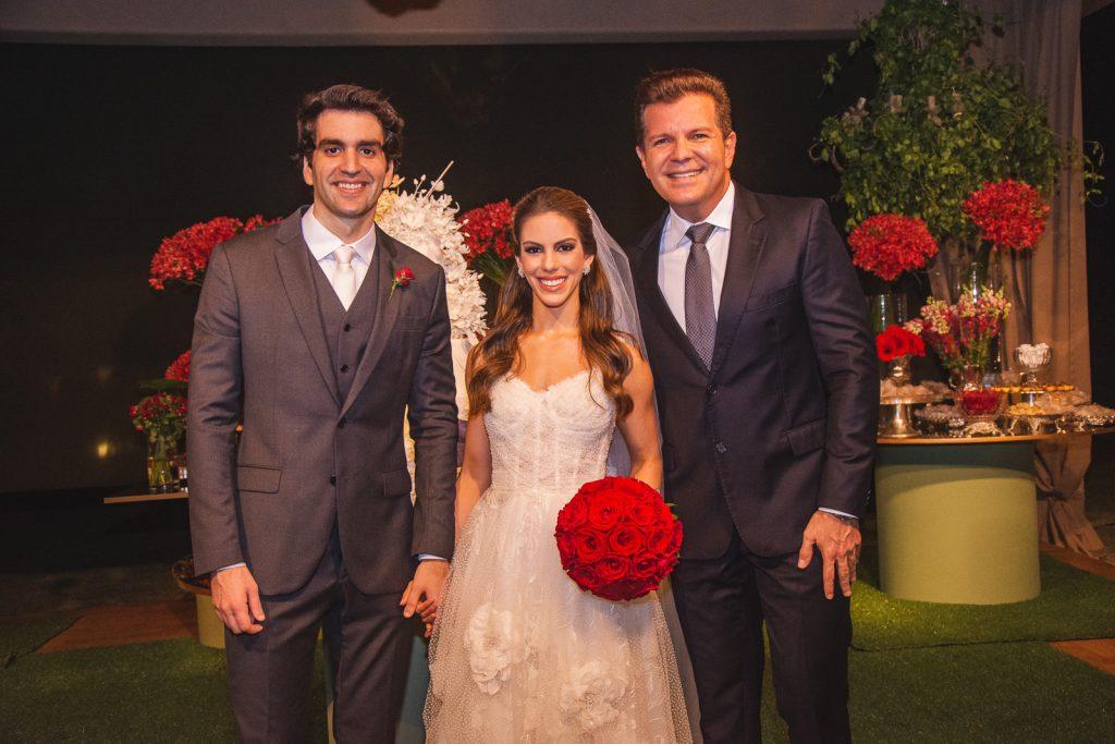 Raphael Nogueira, Manuela Rolim E Gustavo Serpa