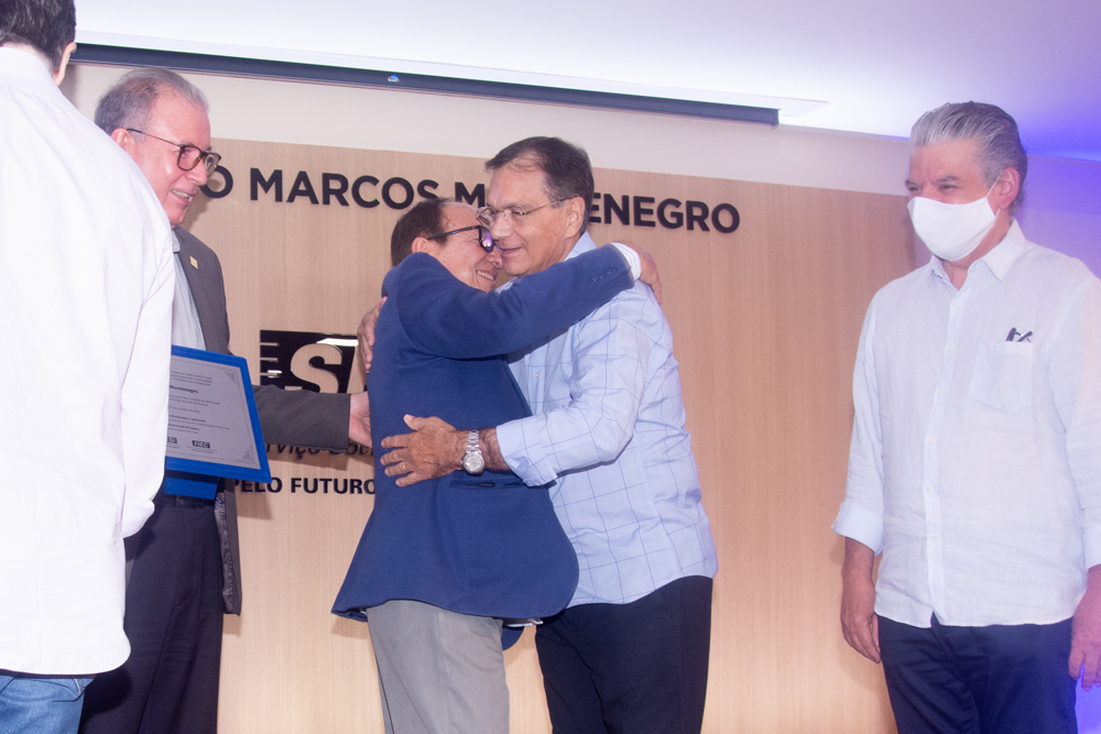 Ricardo Cavalcante, Marcos Montenegro, Beto Studart E Chico Esteves