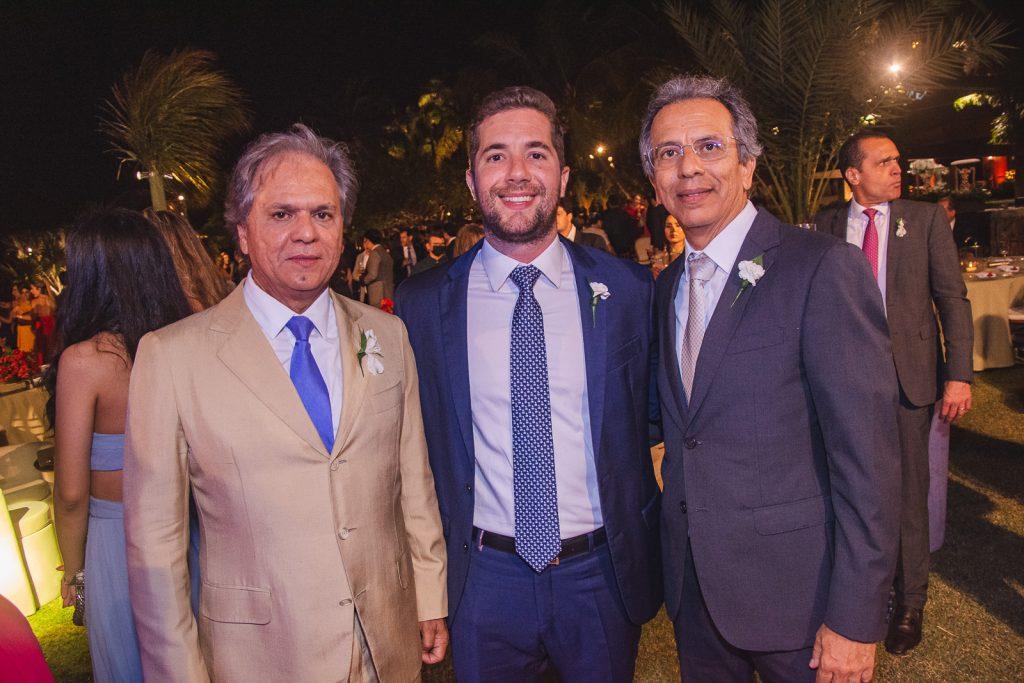 Ricardo, Guilherme E Eduardo Rolim