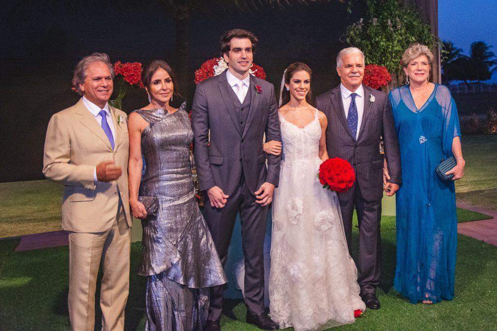 Ricardo Rolim, Denise Rolim, Raphael Nogueira, Manuela Rolim, Pio Rodrigues E Estella Rolim