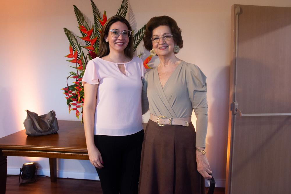 Rita Brito E Alcilea Vieira