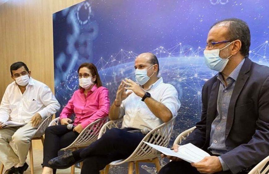 Roberto Cláudio defende maior repasse de recursos federais para a saúde pública