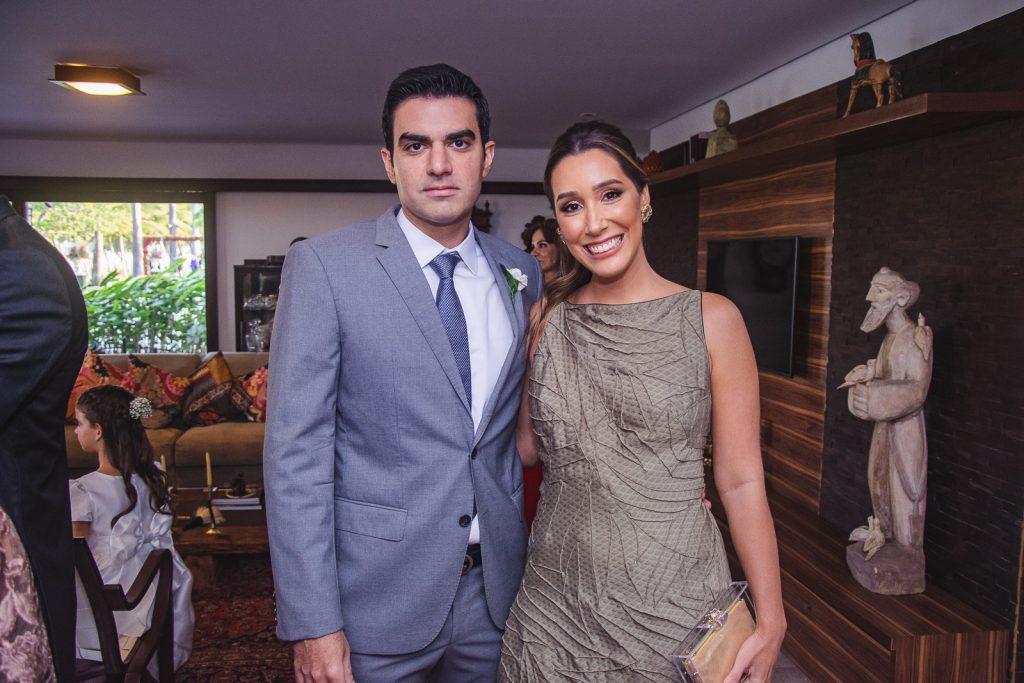 Rodrigo Nogueira E Manoela Melo