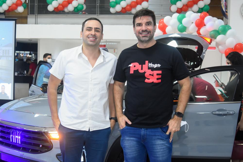 Vouga reúne clientes e convidados seletos para o lançamento do Novo Fiat Pulse