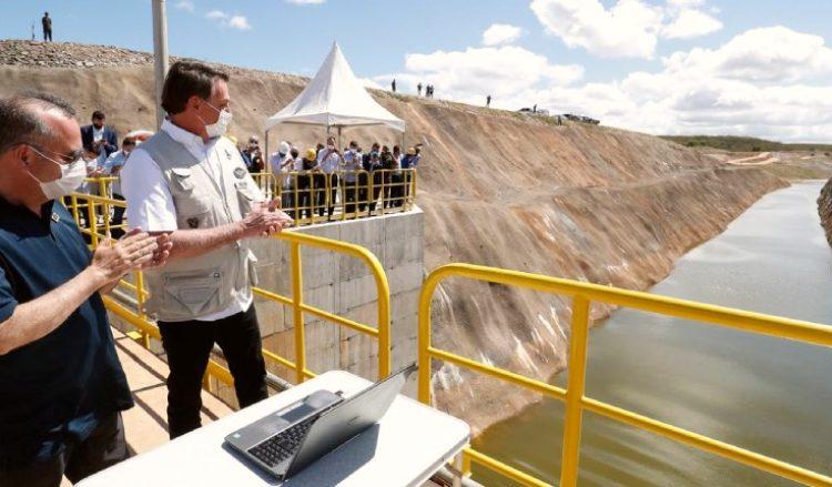 Governo Federal vai investir R$ 600 mi na construção do Ramal do Salgado