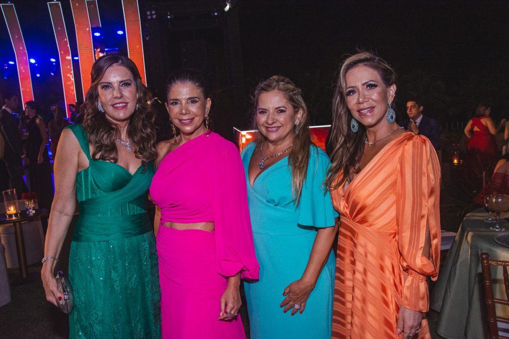 Rosele Diogo, Maria Lucia Negrao, Beth Pinto E Sakie Brookes