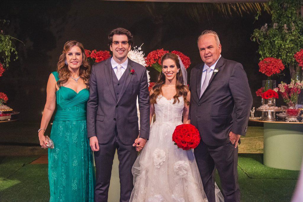 Rosele Diogo, Raphael Nogueira, Manuela Rolim E Haroldo Diogo