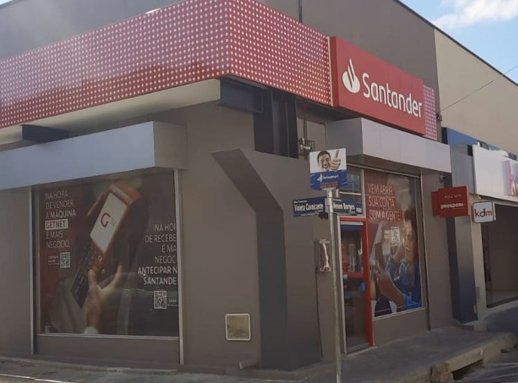 Santander chega a Tauá com serviços e produtos de apoio aos empreendedores