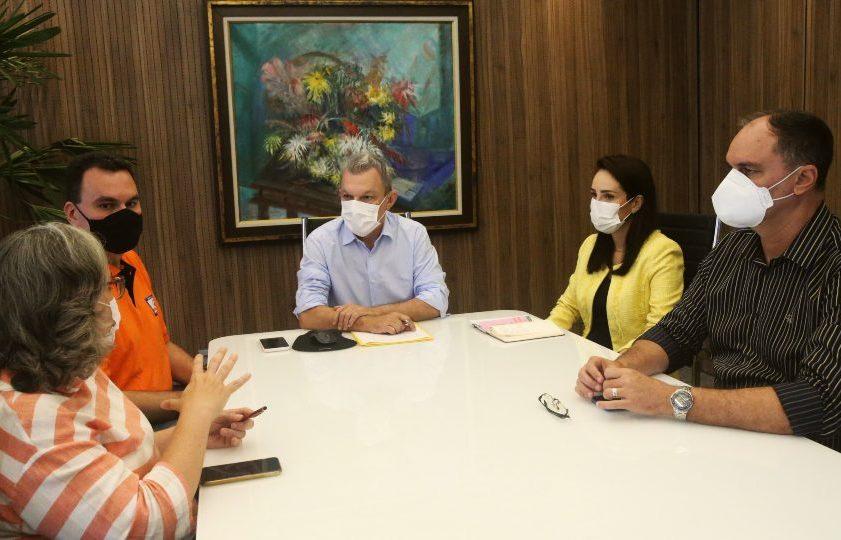 Sarto assina compromisso com a ONU para tornar Fortaleza cidade resiliente