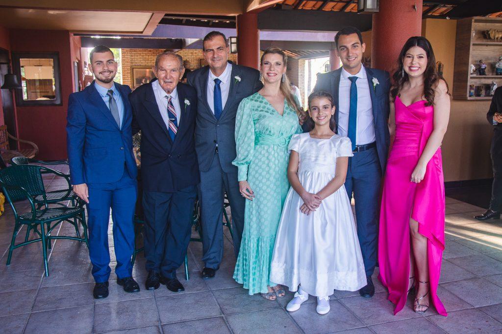 Savi Sales, Raimundo Sales, Alexandre Sales, Sofia Sales, Sarah Sales, Pedro Sales E Alba Porto