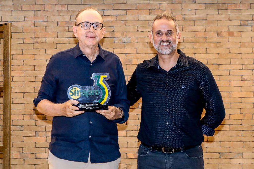 Sergio Fiuza E Henrique Donato