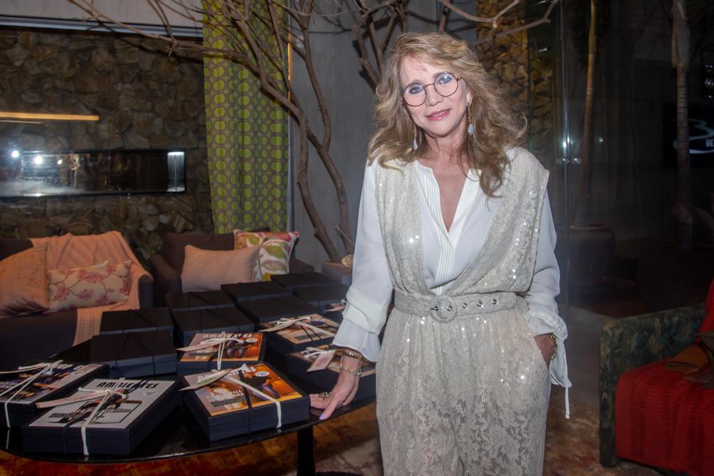 Bete Cunha Interiores recebe o primeiro coquetel de lançamento do Anuário da Revista Ambientes Ceará