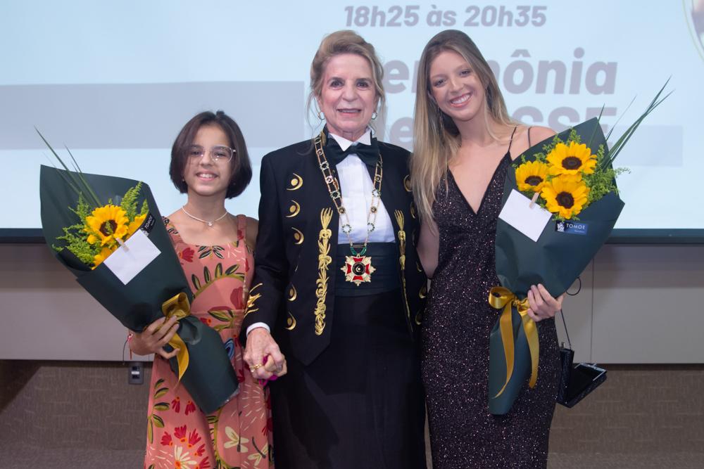 Sofia Vieira, Enya Ribeiro E Marilia Pinheiro