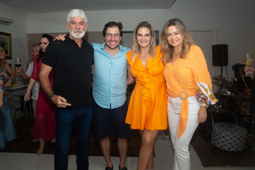 Tenisson Silva, Danilo E Rachel Cavalcanti E Maria Silva