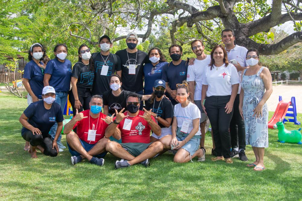 Instituto Padre Airton promove ação Terra Viva em alusão ao mês das crianças
