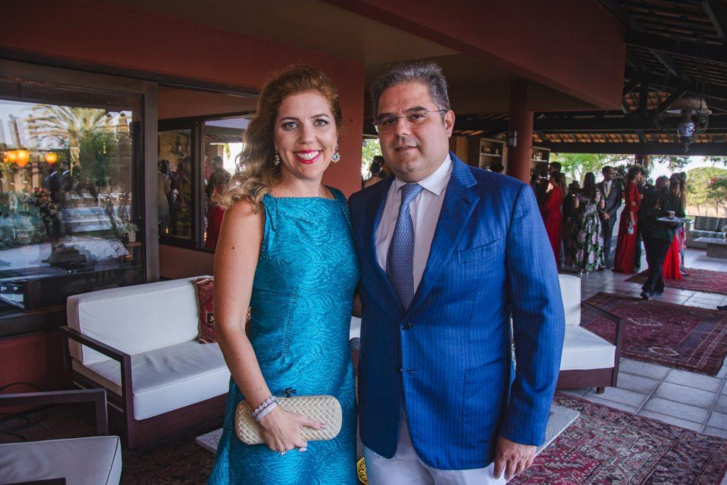 Ticiana E Edson Queiroz