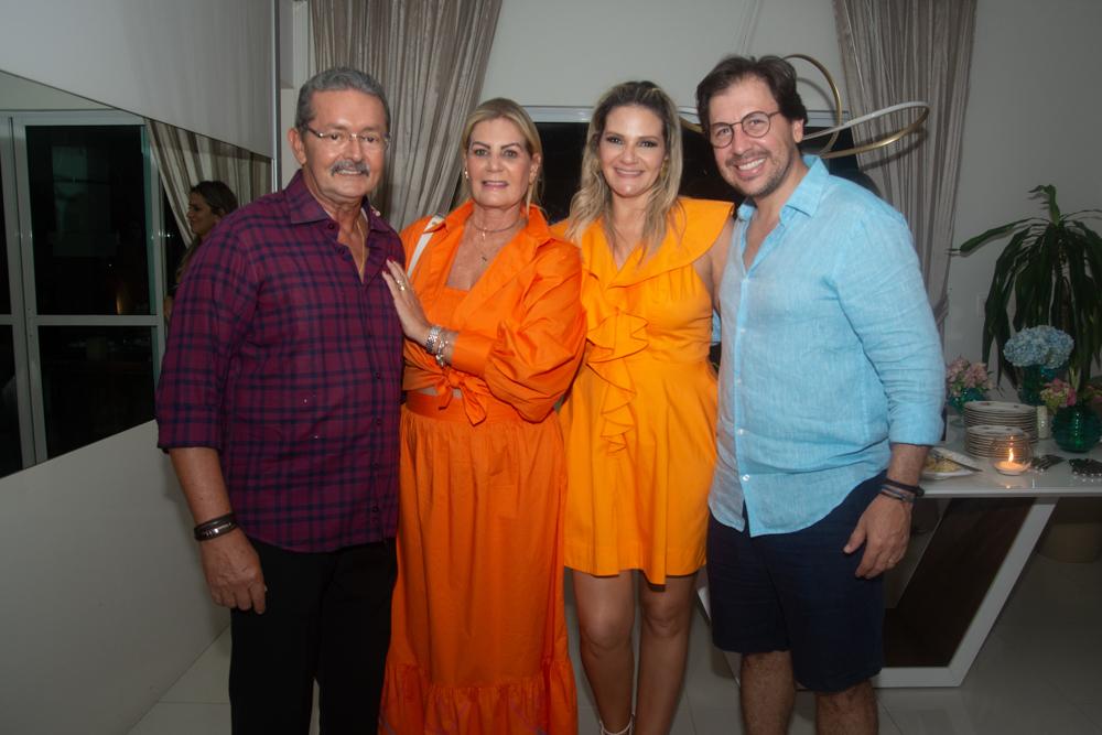 Walter Amaral, Itala Padilha, Rachel E Danilo Cavalcanti