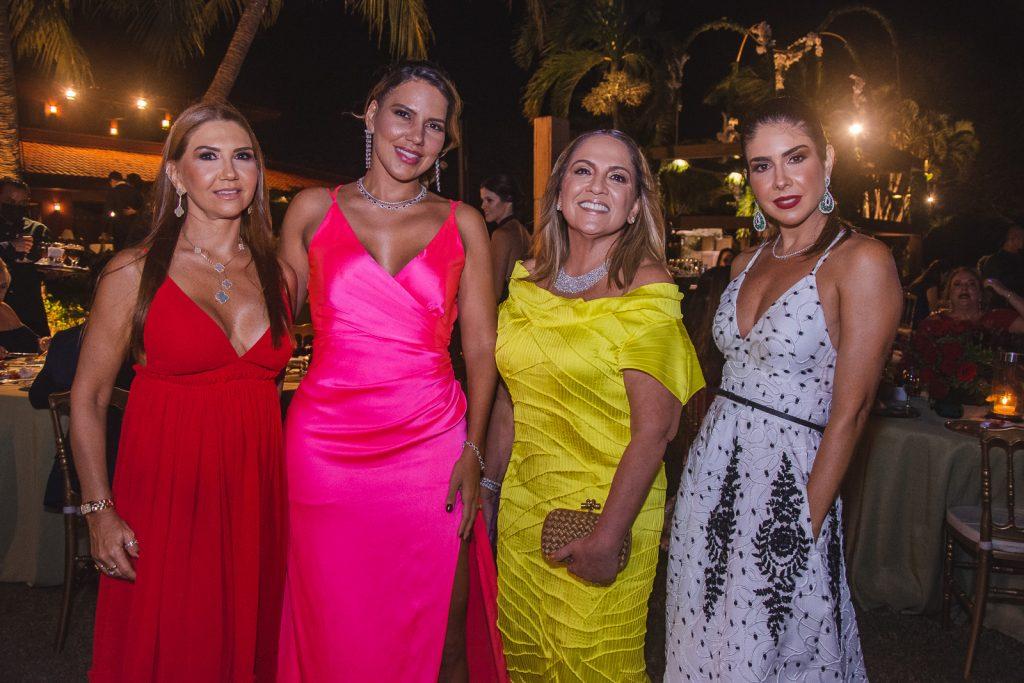 Weyne Moreira, Ana Carolina Fontenele, Liana Thomaz E Rafaela Otoch